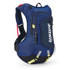 Рюкзак USWE RAW 12 черно-синий (гидропак)