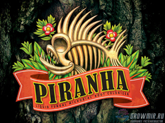 Стимулятор для корней Piranha Liquid
