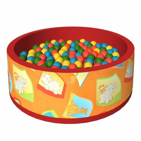 Детский сухой бассейн ROMANA Терра напрокат