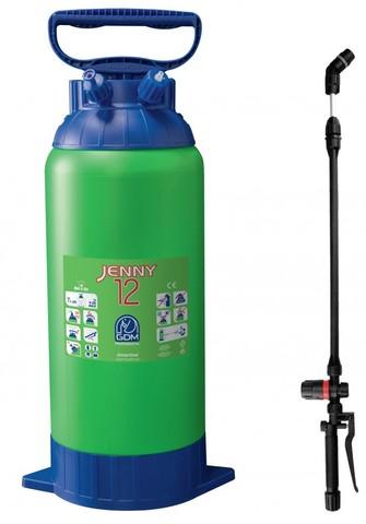 Ручной помповый опрыскиватель JENNY 12 литров DiMartino
