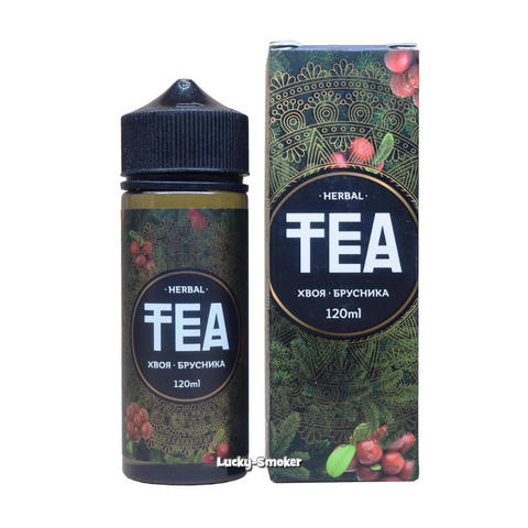Жидкость Tea 120 мл Хвоя Брусника