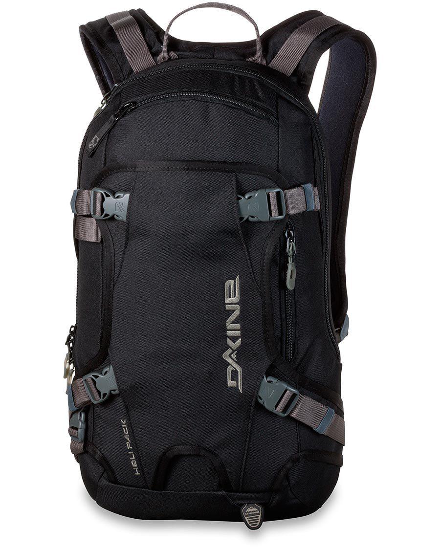 Сноуборд Рюкзак для сноуборда Dakine Heli Pack 11L Black 8100700_005_HELIPACK11L_BLACK.jpg