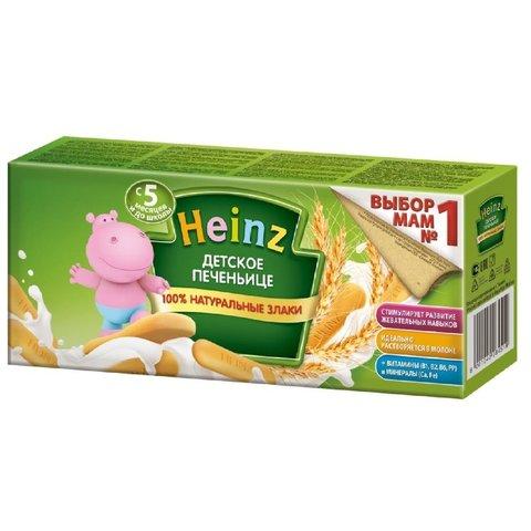 Печенье Heinz, 5+ мес