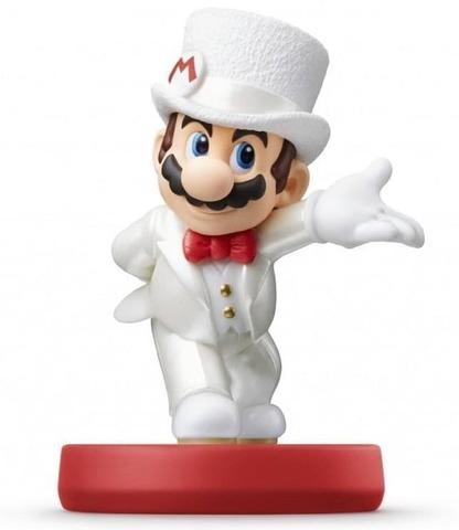Фигурка Amiibo: Super Mario. Mario Wedding || Марио Свадьба