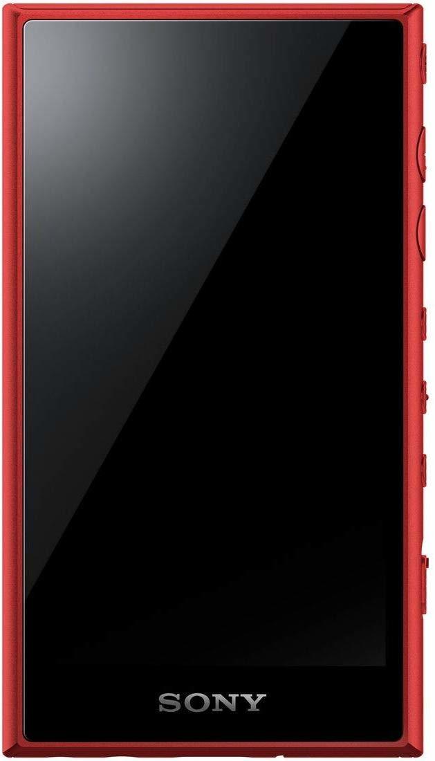 MP3 плеер Sony Walkman NWA105R красного цвета