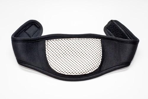 Повязка на шею турмалиновая с магнитными вставками