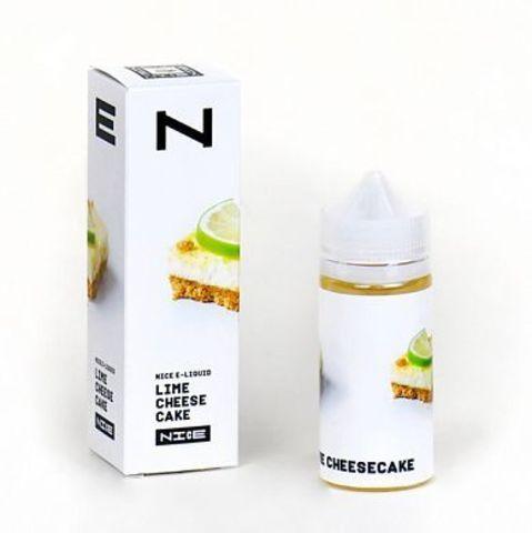 Жидкость Nice 100 мл Lime Cheesecake
