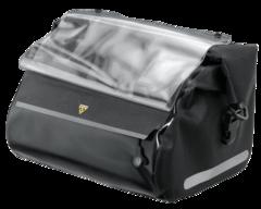 Велосумка на руль Topeak Handlebar Dry Bag, Black