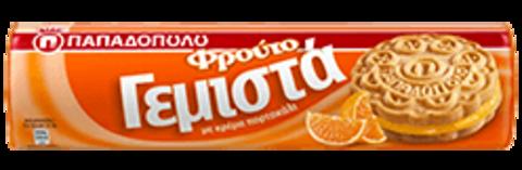 Печенье PAPADOPOULOS апельсин 200 гр
