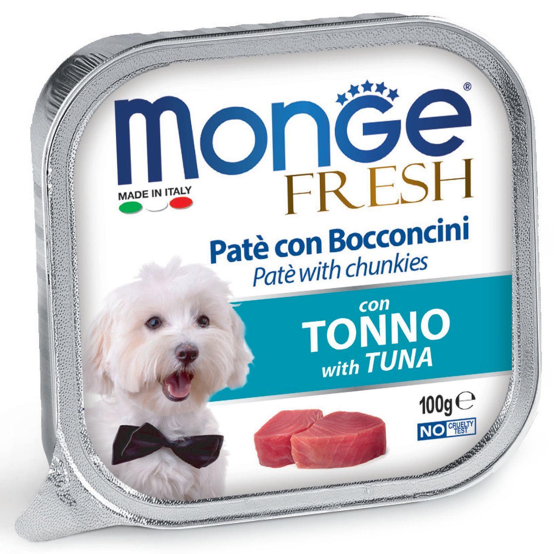 Monge Паштет для собак Monge Dog Fresh тунец 70013017_1.jpeg