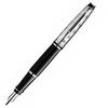 Waterman Expert - Deluxe Black CT, перьевая ручка, F