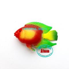 Рыбка пластмассовая №9