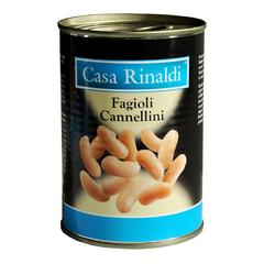 Фасоль Casa Rinaldi белая Каннеллини 400 г