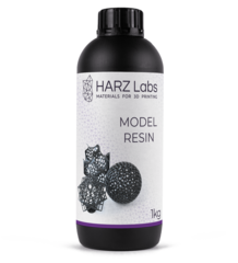 Фотография — Фотополимер HARZ Labs Model Resin, черный (1000 гр)
