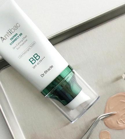 Dr.Oracle Antibac BB SPF45, PA+++ 40 ml