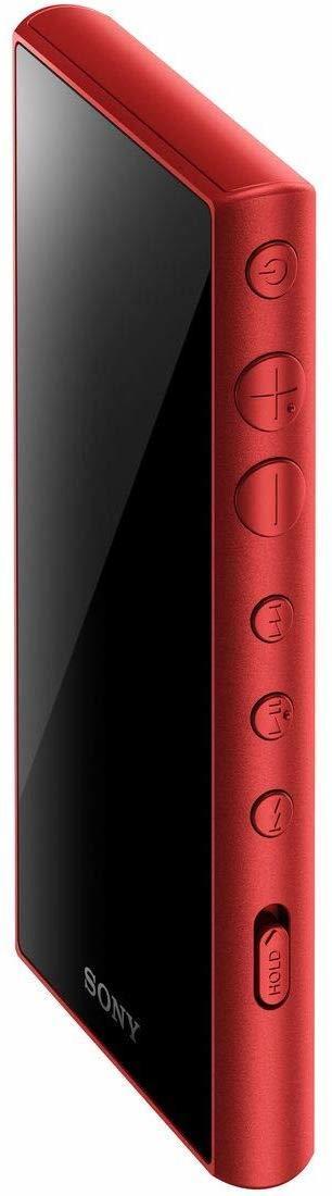 Плеер NW-A105R красный купить в интернет-магазине Sony Centre
