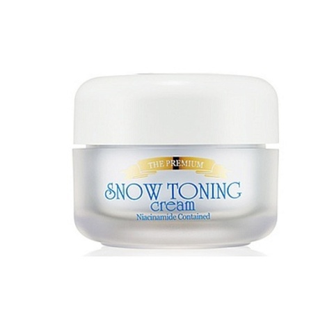 The Premium Snow Toning Cream