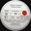 Feltman Trommelt / Symbols & Facts (LP)