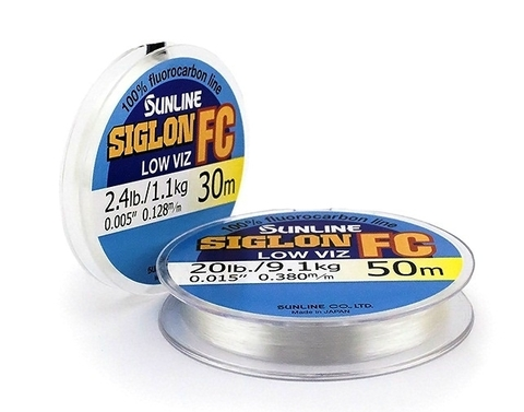 Флюорокарбон Sunline Siglon SIG-FC 30м