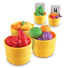 Набор для сортировки Выращиваем овощи Learning Resources