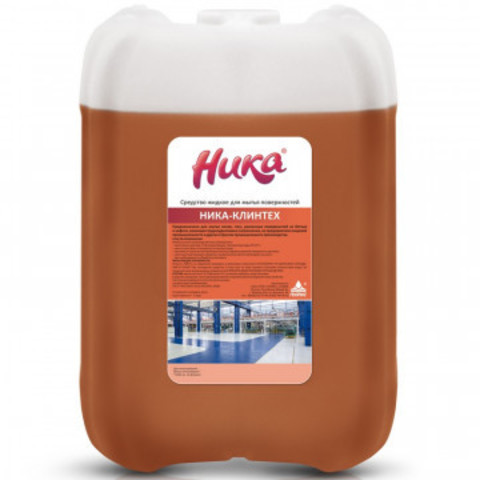 Профессиональная химия НИКА-Клинтех ср-во жидкое для мытья поверхностей 5кг