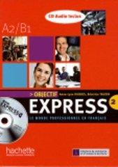 Objectif Express 2 Livre de l'eleve + CD **