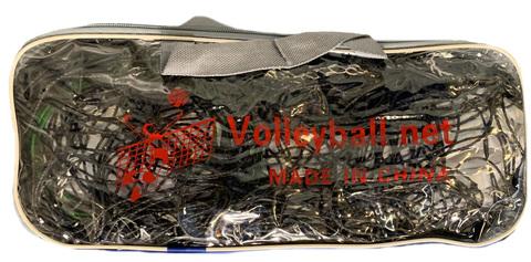 Сетка волейбольная (нить 2,0 мм) БЕЛЫЙ 802А яч 10*10