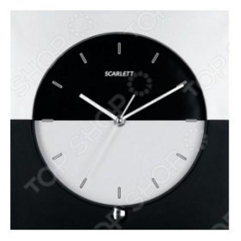 Часы настенные Scarlett SC-55QB