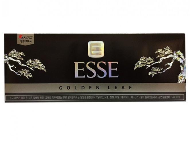 Сигареты esse golden leaf корея купить в москве купить сигареты оптом philip morris
