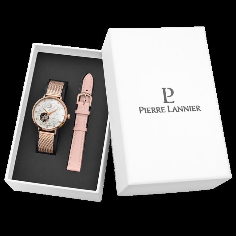 Женские часы Pierre Lannier Automatic + ремешок 460C908
