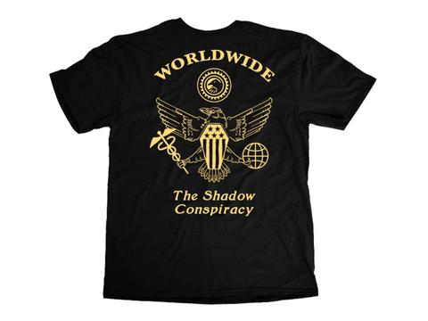 Футболка Shadow Worldwide черный