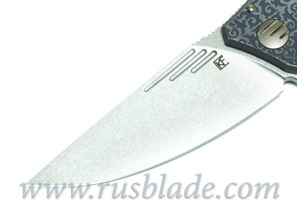 CKF Customized Morrf 4 Knife ONE-OFF - фотография