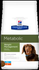 Ветеринарный корм для собак мелких пород, Hill`s Prescription Diet Metabolic Mini, контроль веса, с курицей