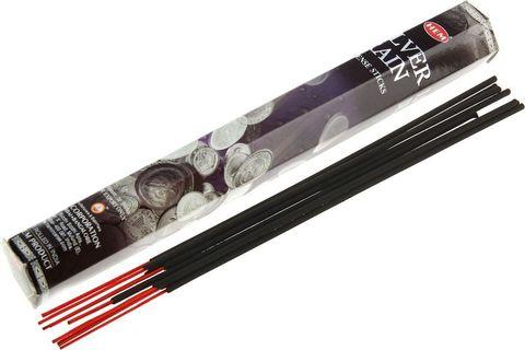 Индийские палочки HEM Silver Rain