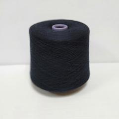 Zegna Baruffa, K-wool, Меринос 100%, Черно-синий, 2/48, 2400 м в 100 г