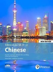 Edexcel GCSE Chinese (9-1) Student Book New Edition Paperback