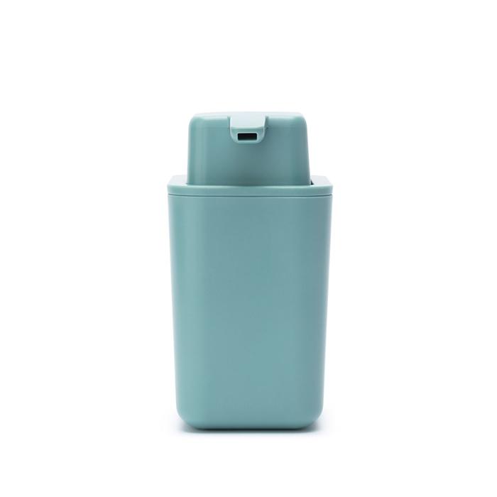 Диспенсер для жидкого мыла, Мятный, арт. 302527 - фото 1