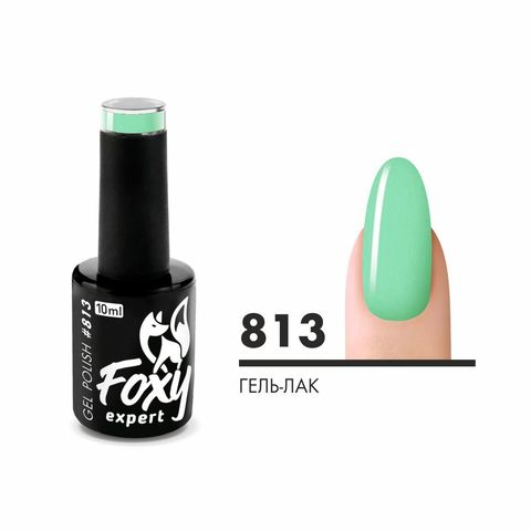 Гель-лак (Gel polish) #0813, 10 ml