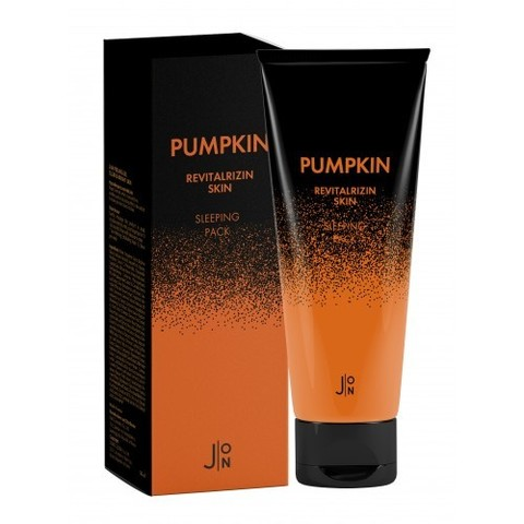 J:ON ТЫКВА Маска для лица Pumpkin Revitalizing Skin Sleeping Pack