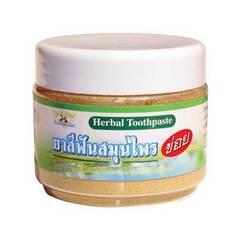 Травяной зубной порошок, Koi Herbal Toothpaste,Thanyaporn Herbs