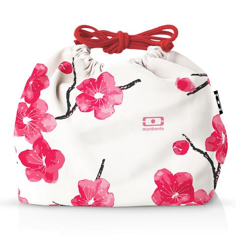 Комплект blossom ланч бокс, термос и мешочек