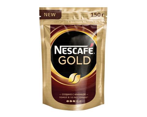 купить Кофе растворимый Nescafe Gold, 150 г