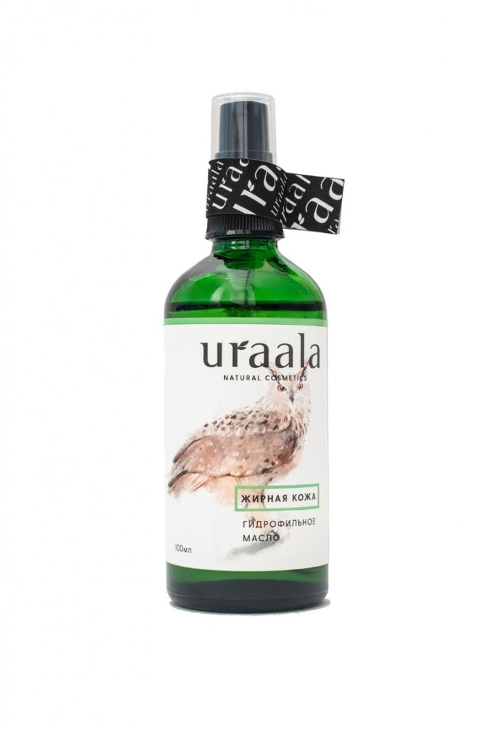 Гидрофильное масло для жирной кожи Ura'ala, 30 мл