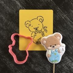 Мишка с зайкой №2