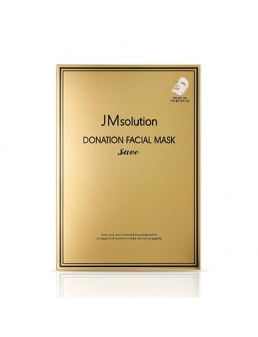 JMSolution Donation Facial Mask Save 10*30ml