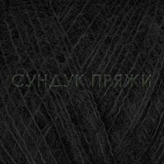 Gazzal Super Kid Mohair 64409 (черный)