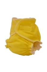 Многоразовый тканевый подгузник для новорожденных Little Pirate Одуванчик, на липучках