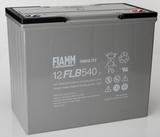 Аккумулятор FIAMM 12 FLB 540 P ( 12V 150Ah / 12В 150Ач ) - фотография