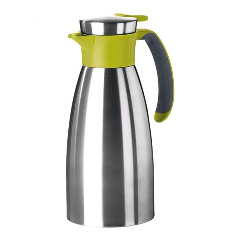 Термос-чайник Emsa Soft Grip (1,5 литра), зеленый