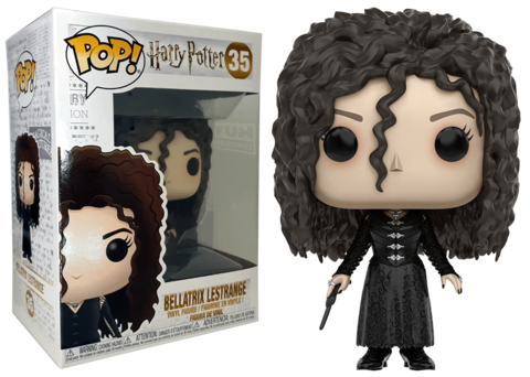 Funko POP! Harry Potter: Bellatrix Lestrange || Беллатрис Лестрейндж